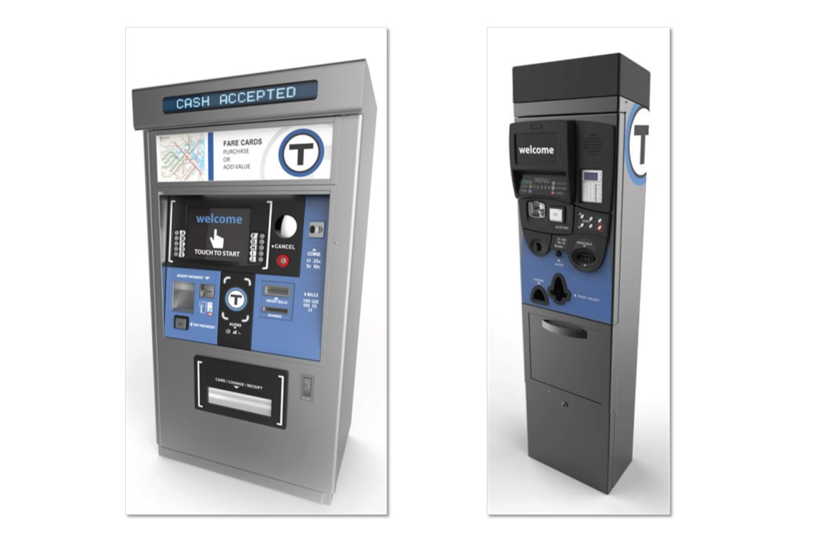 New fare vending machines will be located in all subway stations and at some bus stops