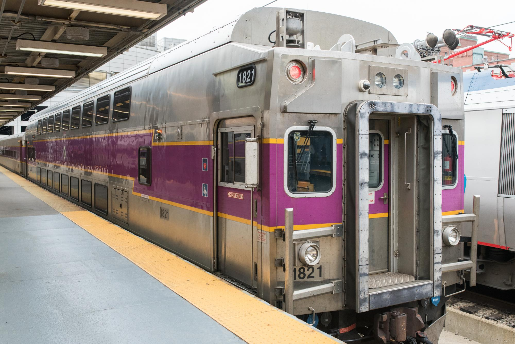 Commuter Rail Positive Train Control (PTC)